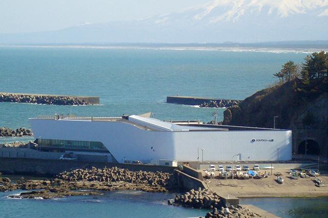 鶴岡市立加茂水族館改築電気設備工事