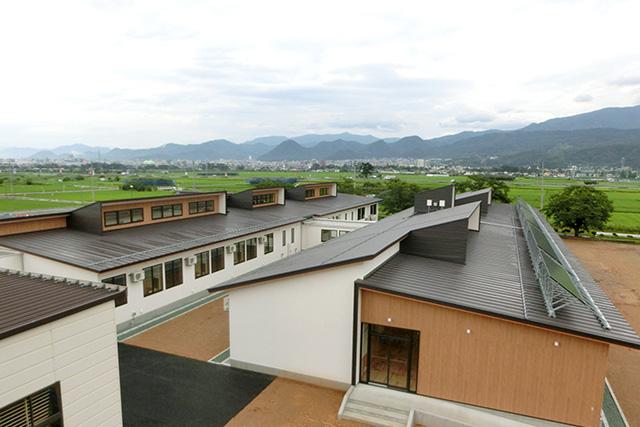 山形県立村山特別支援学校校舎増築電気設備工事